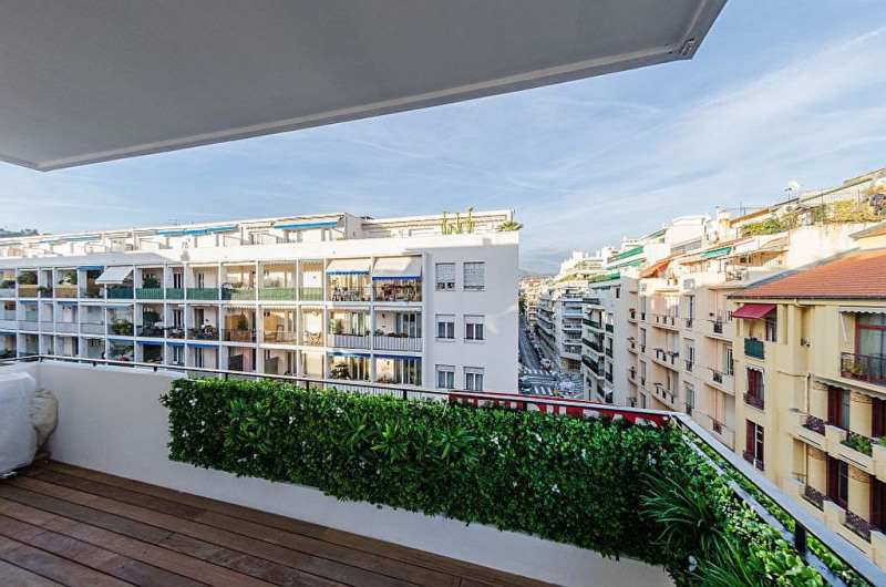 Vente appartement Nice 495000€ - Photo 1