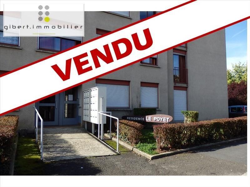 Sale apartment Aiguilhe 47000€ - Picture 1