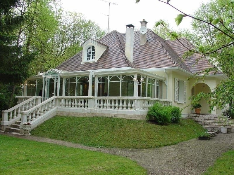 Vente de prestige maison / villa Lamorlaye 630000€ - Photo 1