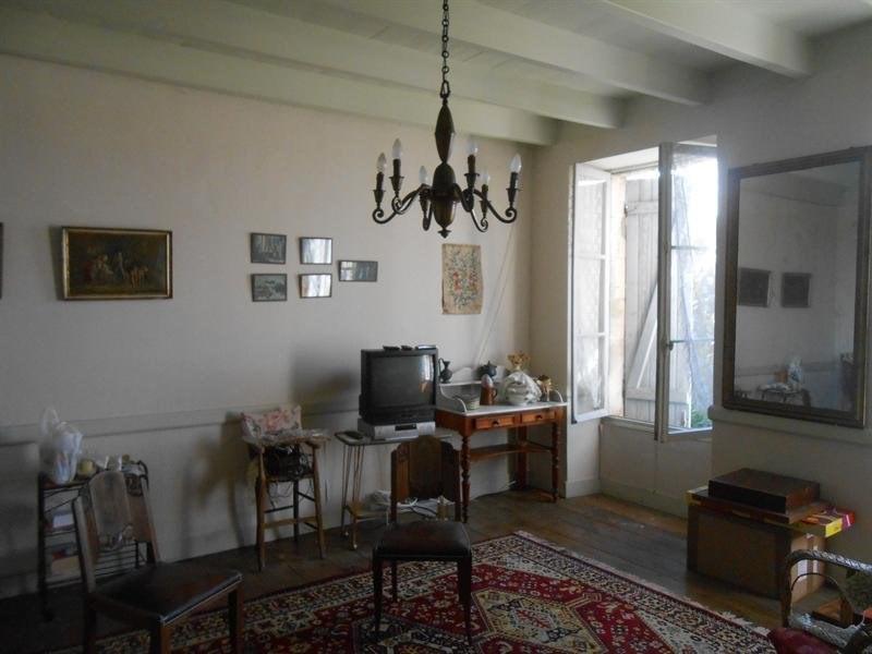 Vente maison / villa Montlieu la garde 107000€ - Photo 2