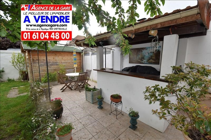 Vente maison / villa Sartrouville 439000€ - Photo 5