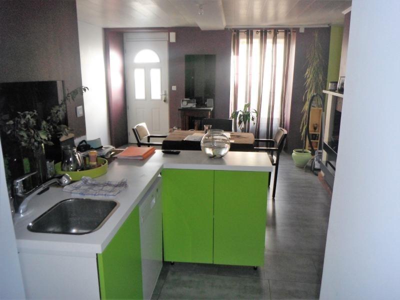 Vente maison / villa Chaudron en mauges 116900€ - Photo 1