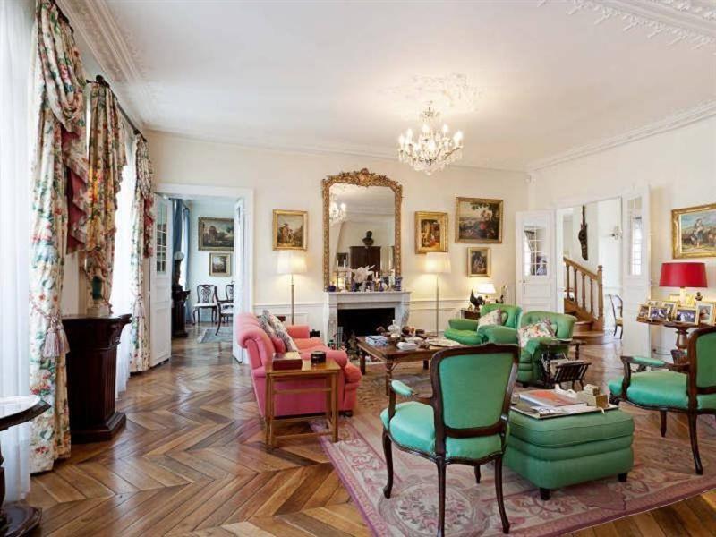 Venta de prestigio  apartamento Paris 8ème 3700000€ - Fotografía 5