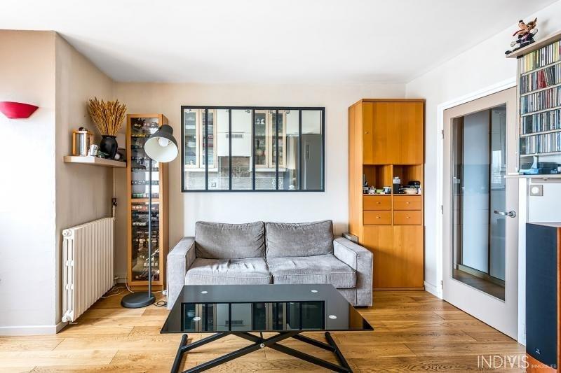 Rental apartment Puteaux 1200€ CC - Picture 6