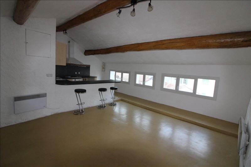 Verkoop  appartement Simiane collongue 140000€ - Foto 2