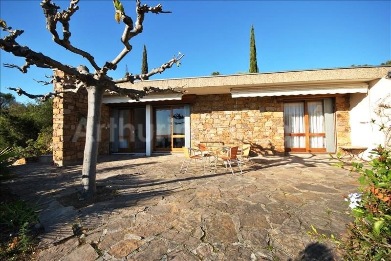 Vente de prestige maison / villa St raphael 577000€ - Photo 4