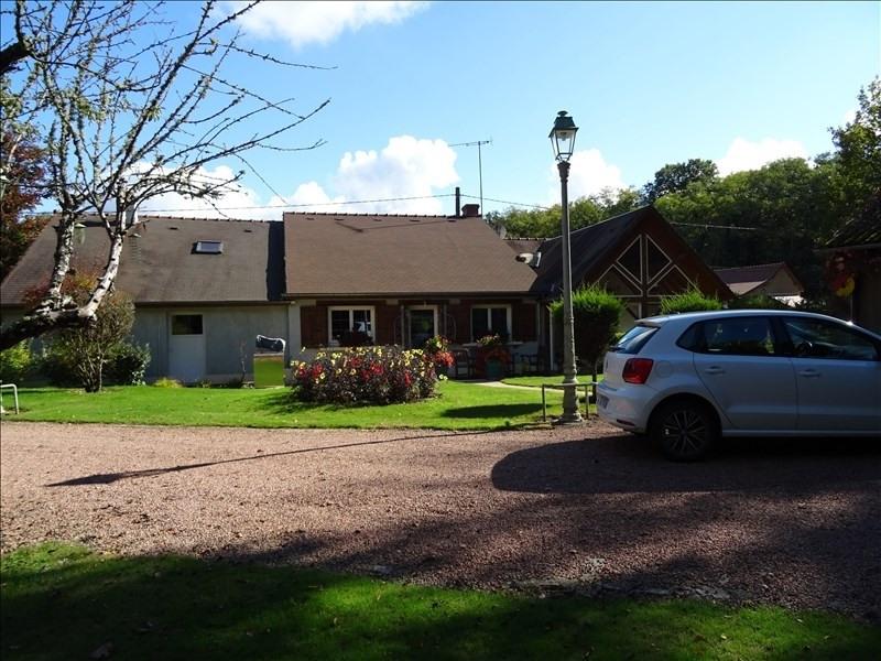 Revenda casa Fleury sur loire 212000€ - Fotografia 2