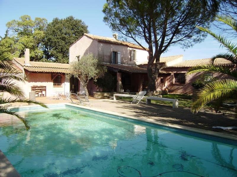 Vente maison / villa Lancon provence 405000€ - Photo 1