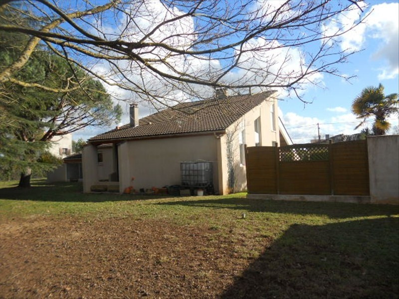 Sale house / villa St romain de benet 284000€ - Picture 4