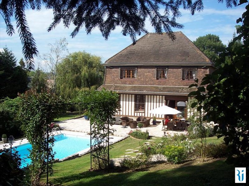 Deluxe sale house / villa Rouen 650 000€ - Picture 1