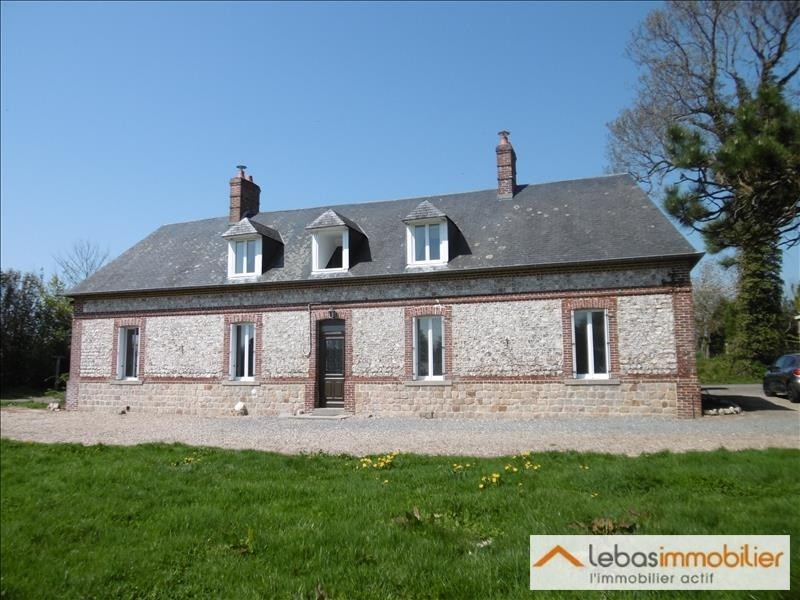 Location maison / villa St valery en caux 755€ CC - Photo 1