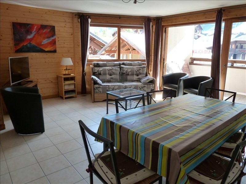 Verkoop  appartement Morzine 525000€ - Foto 7