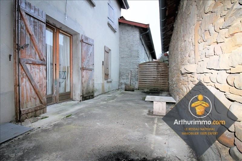 Sale house / villa St romain de jalionas 185000€ - Picture 1