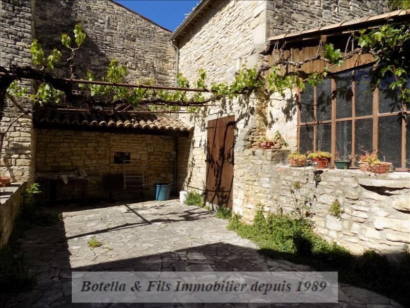 Vente maison / villa Barjac 179000€ - Photo 6