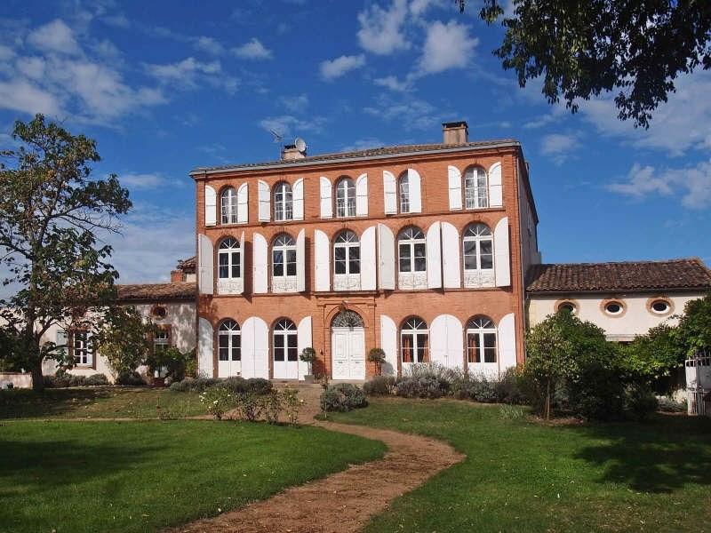 Deluxe sale house / villa Moissac 799000€ - Picture 1