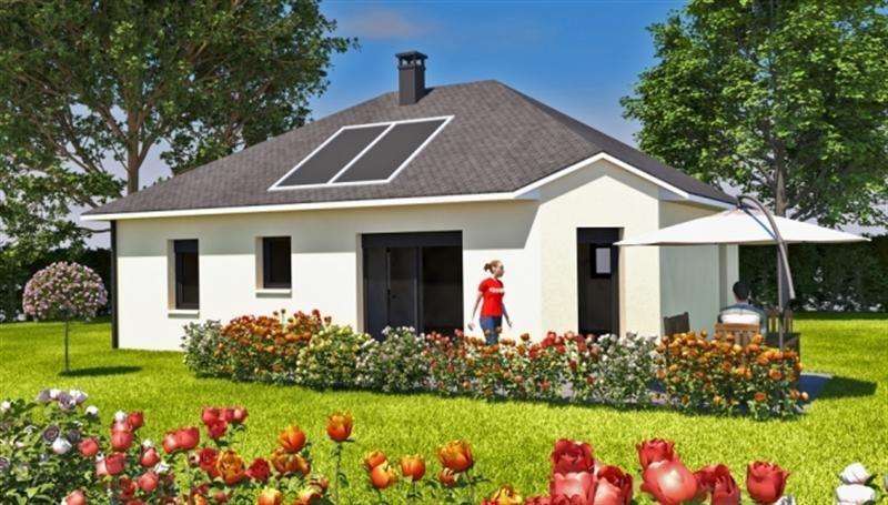Maison  3 pièces + Terrain 600 m² Badaroux par MAISONS CHRYSALIDES AGENCE MENDE
