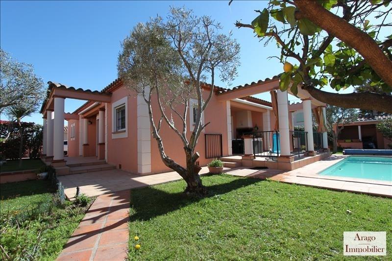 Vente maison / villa Rivesaltes 385000€ - Photo 3