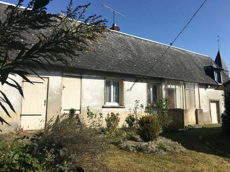Sale house / villa Andeville 159000€ - Picture 1