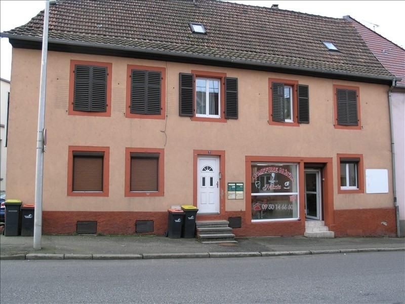 Verkauf mietshaus Saverne 299000€ - Fotografie 1
