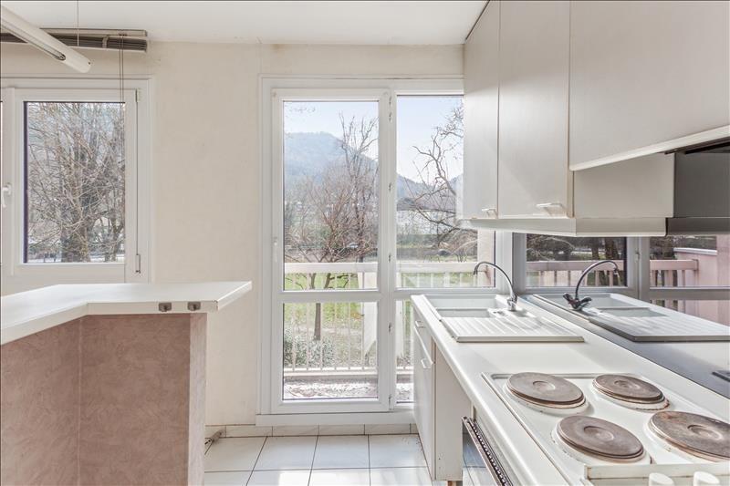 Vente appartement Echirolles 64000€ - Photo 5