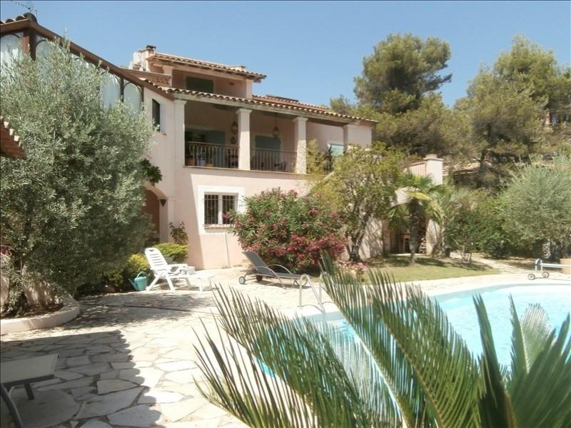 Sale house / villa Pierrevert 498000€ - Picture 2