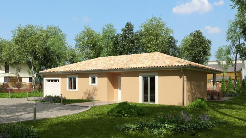 Maison  4 pièces + Terrain 1200 m² Pont-de-Vaux par NOVA VILLA