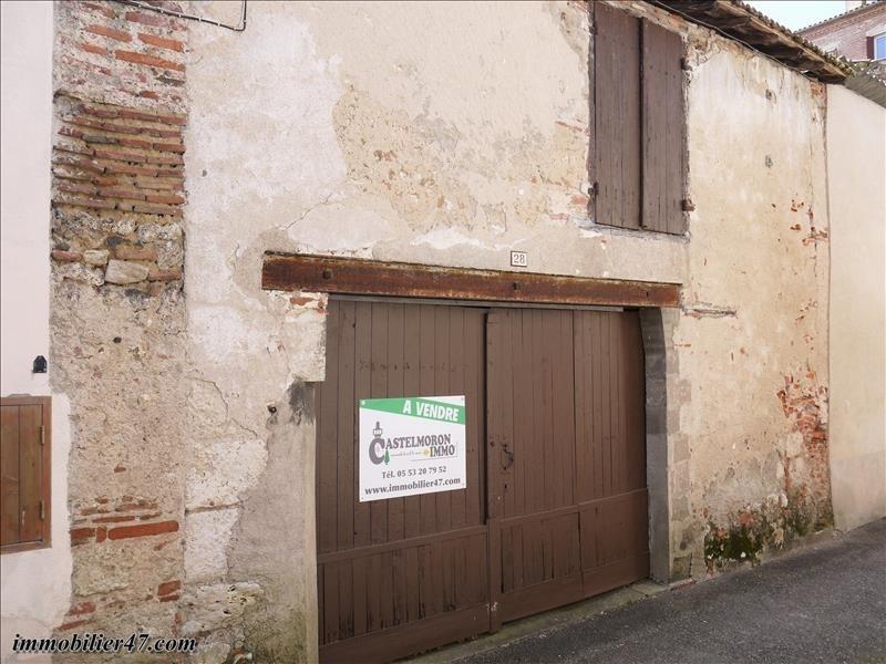 Vente parking Castelmoron sur lot 15000€ - Photo 1
