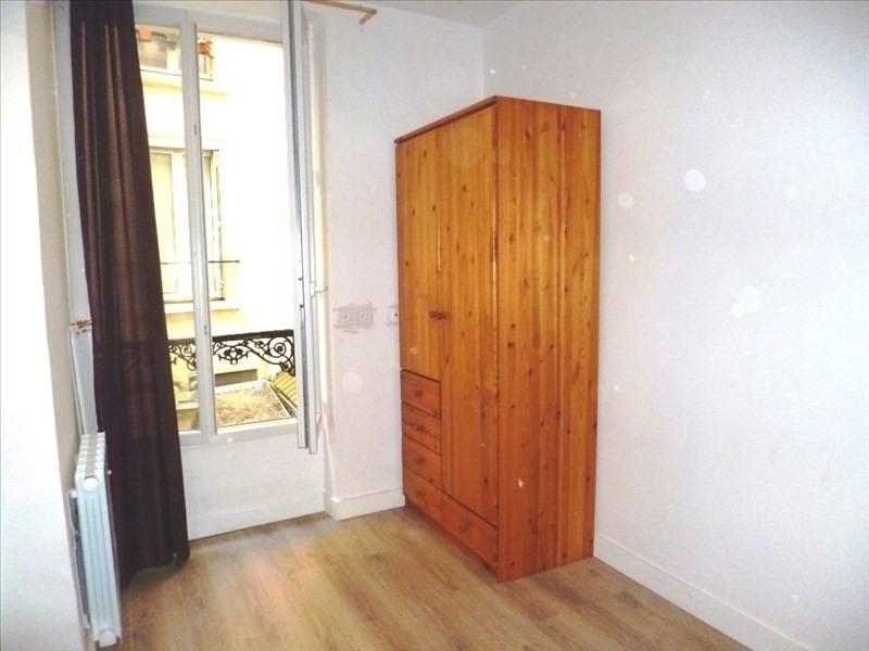 Affitto appartamento Paris 18ème 640€ CC - Fotografia 4