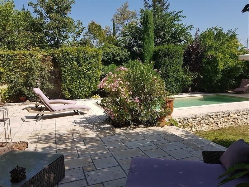 Revenda residencial de prestígio casa Vedene 791250€ - Fotografia 2