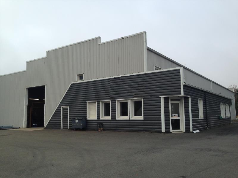 Location Local d'activités / Entrepôt Bréal-sous-Montfort 0