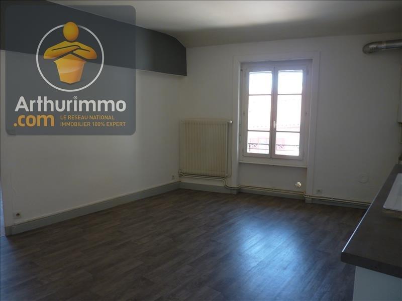 Rental apartment St galmier 420€ CC - Picture 1