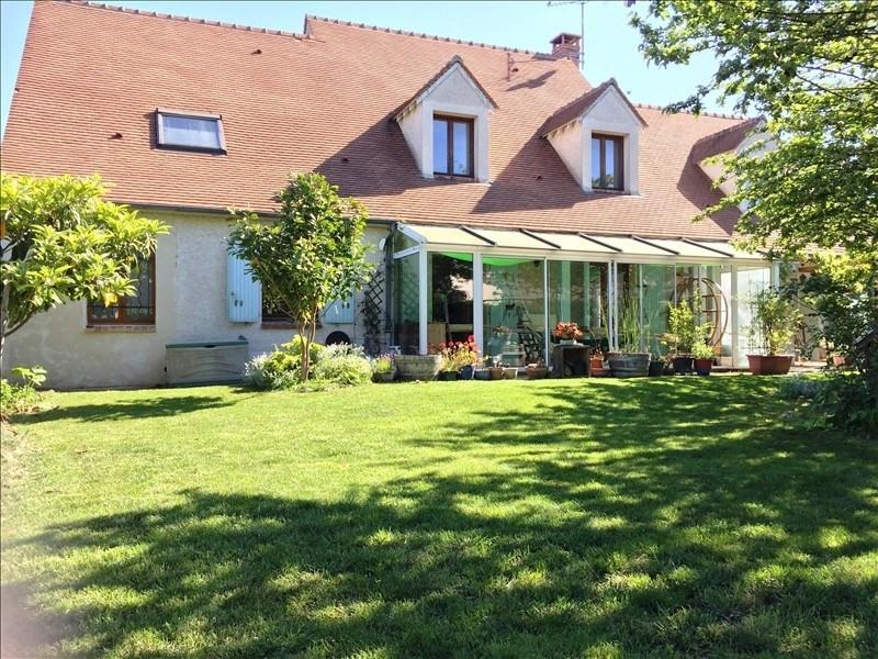 Sale house / villa Mennecy 494000€ - Picture 1