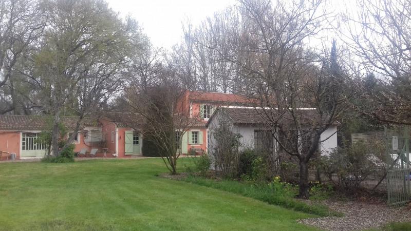 Vente de prestige maison / villa Vedène 785000€ - Photo 2