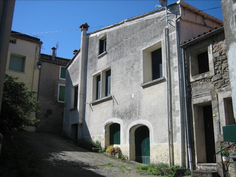 Sale house / villa Saint etienne de gourgas 103000€ - Picture 1