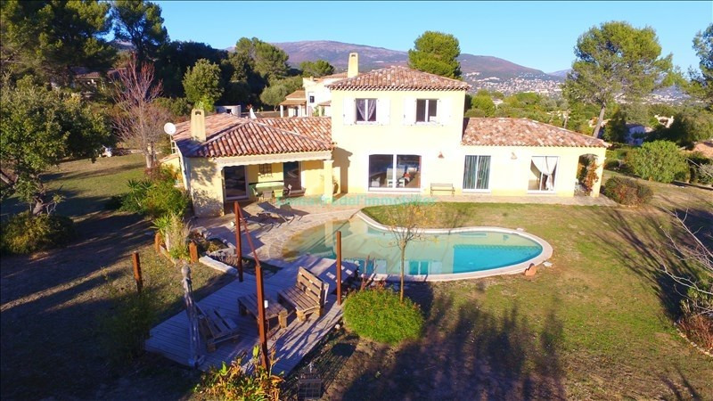 Vente de prestige maison / villa Peymeinade 750000€ - Photo 2