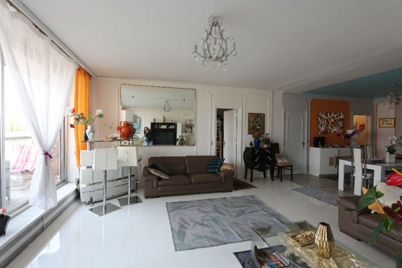 Vente de prestige appartement Paris 16ème 1336000€ - Photo 1