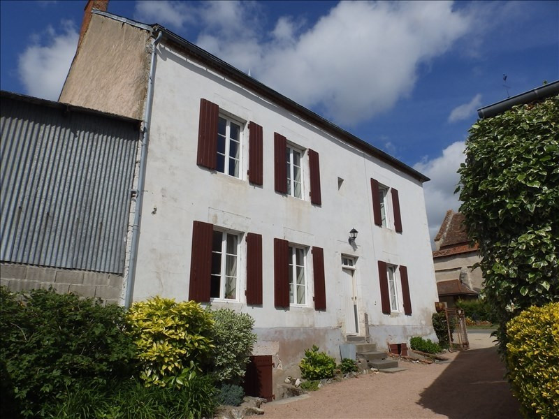 Vente maison / villa Besson 107 000€ - Photo 1