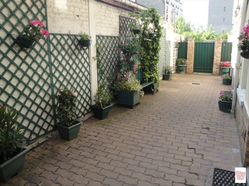 Rental apartment Colombes 600€ CC - Picture 1
