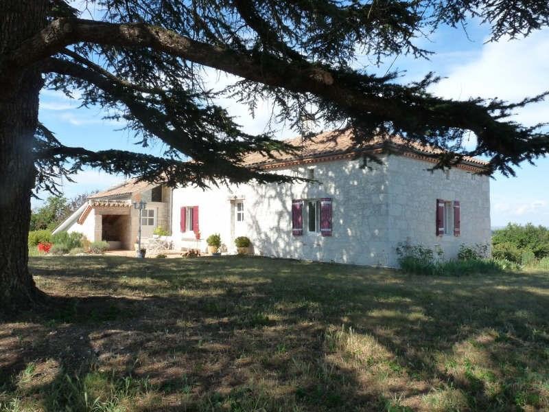 Sale house / villa Roquefort 386400€ - Picture 1