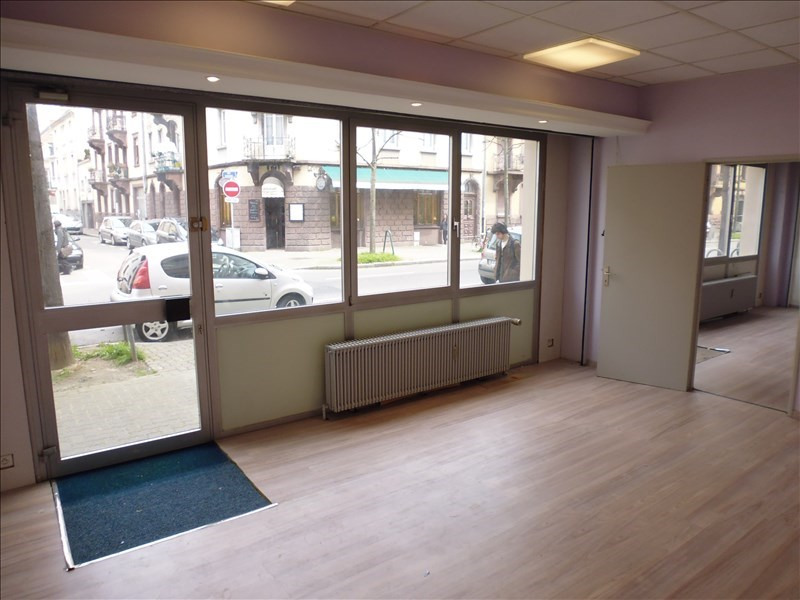 Vente local commercial Strasbourg 100 000€ - Photo 1