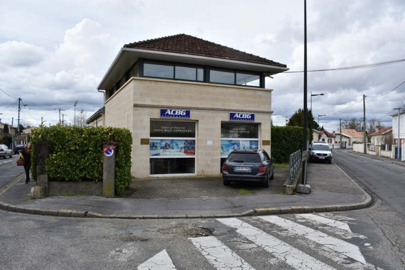Sale building Begles 477000€ - Picture 1
