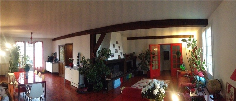 Vente maison / villa Nanteuil les meaux 377000€ - Photo 3
