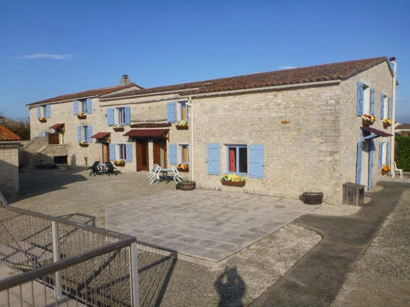 Vente maison / villa Mansle 294000€ - Photo 1