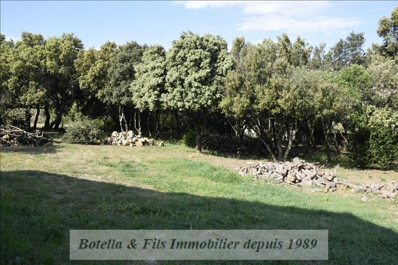 Vente terrain Venejan 88000€ - Photo 1