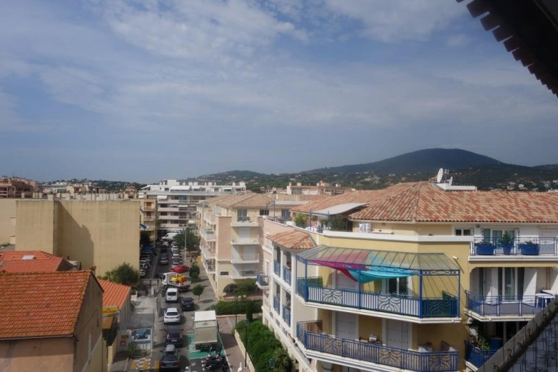 Sale apartment Ste maxime 439500€ - Picture 1