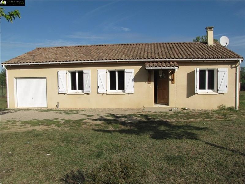 Sale house / villa Puycornet 150000€ - Picture 1