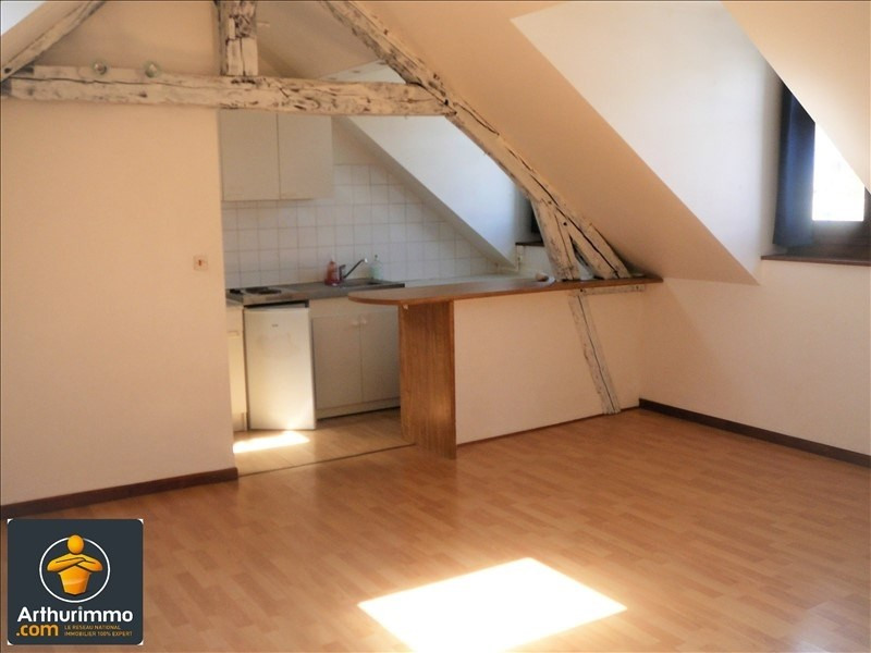 Sale apartment Fecamp 87 600€ - Picture 2
