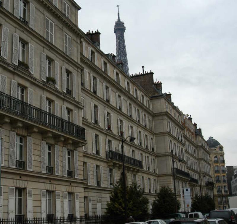 Alquiler  apartamento Paris 7ème 2085€ CC - Fotografía 1