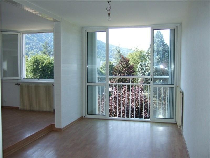 Vente appartement Saint martin d'heres 158000€ - Photo 1