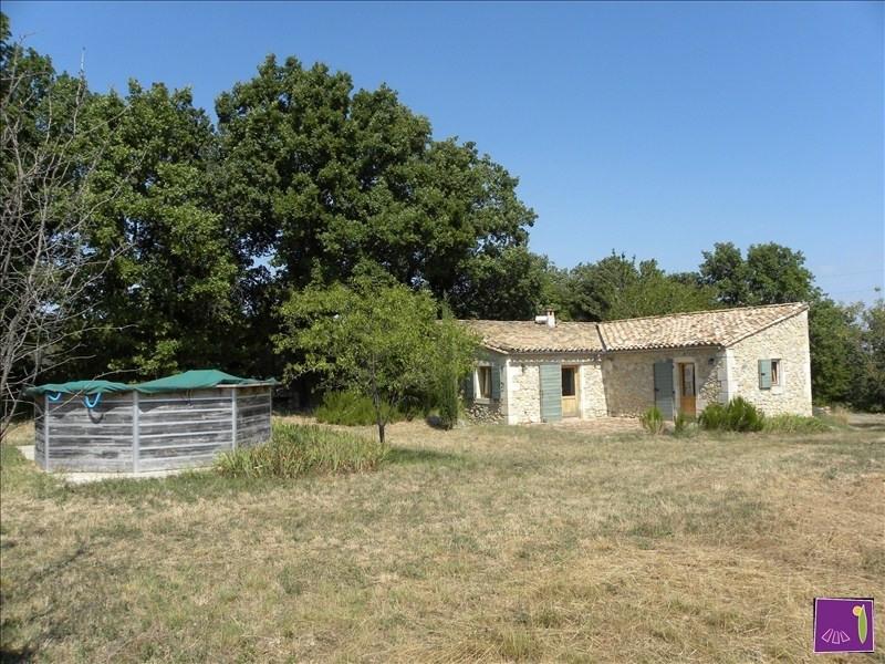 Vendita casa Lussan 269500€ - Fotografia 7